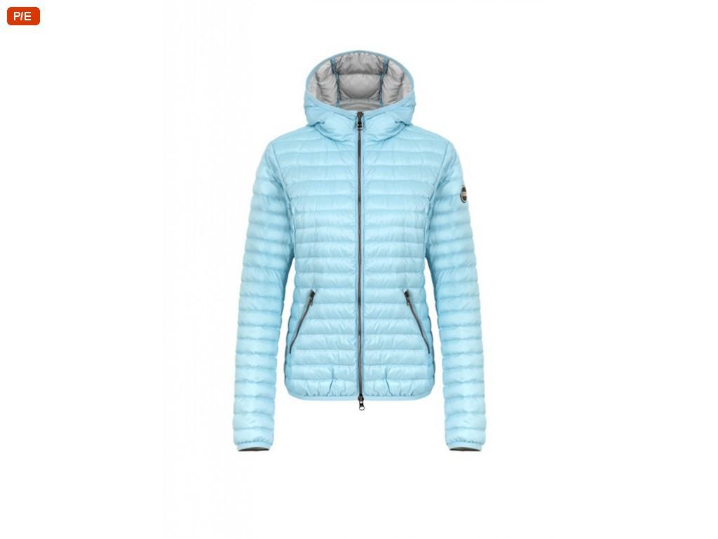 buy online bd35d f27f4 Piumino Leggero Colmar Originals Donna Celeste 2224R.1MQ.280