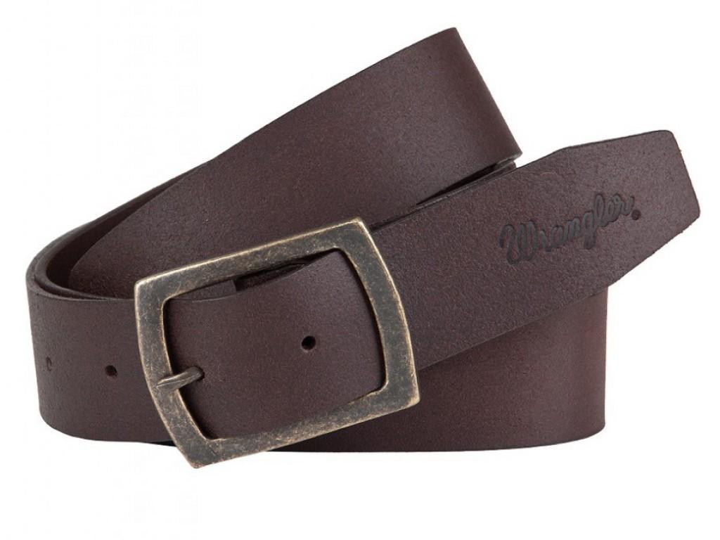 alta qualità vari colori Vendita scontata 2019 Cintura Uomo Wrangler in pelle Marrone - Cod. W0216UK85