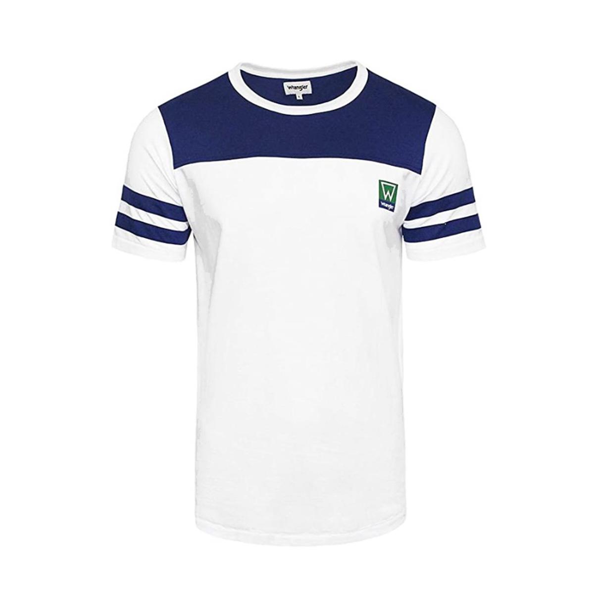 T-shirt maschile Wrangler-W7B31GNJY